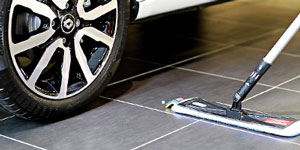 car showroom cleaning in Edinburgh and Glasgow