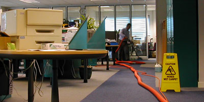 commercial cleaning services company